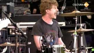 Blood Red Shoes @ Pinkpop 2012 Full