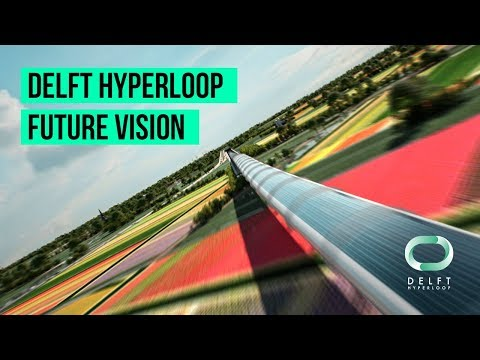 TU Delft Students Design a Hyperloop Pod That Contributes Promising Hyperloop Innovation