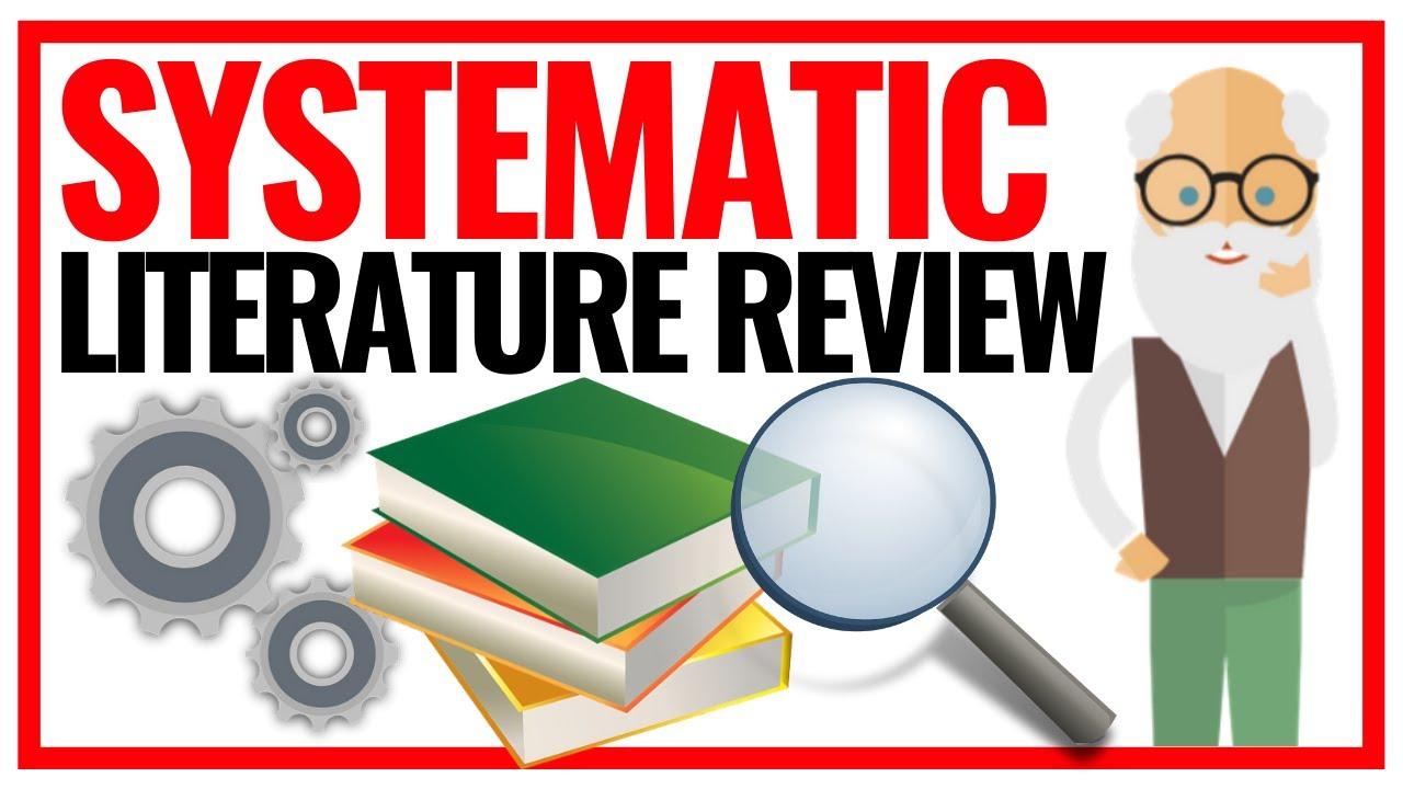 Systematische Übersichtsarbeit schreiben (Systematic Literature Review)