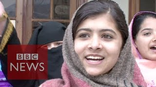 Malala\'s story - BBC News