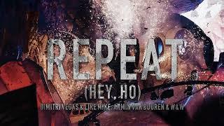 Dimitri Vegas & Like Mike vs. Armin van Buuren & W&W - Repeat After Me (Tomorrowland 2019) Resimi