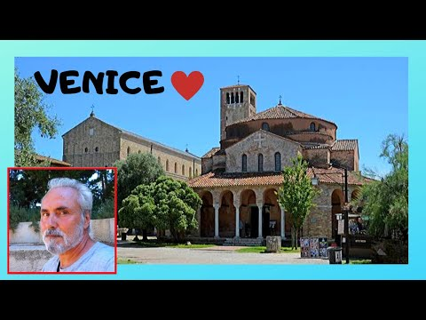 VENICE: The isolated island of TORCELLO, the smallest in the VENETIAN LAGOON