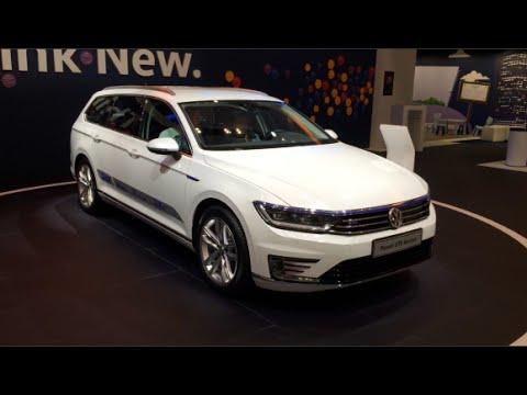 Volkswagen Passat Gte Variant 2015 In Detail Review Walkaround