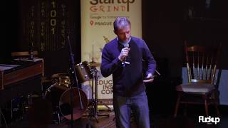 Michal Illich – Startup Boat Night Vol. III