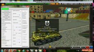 Танки Онлайн чит: Hesoolver V2.6.9 (2016)
