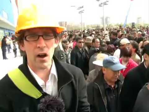 Danwei TV Hard Hat Show: Sweden Has Landed