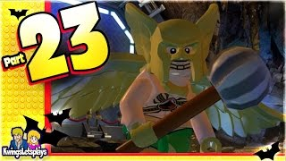 LEGO BATMAN 3 - Unlocking Fire Storm, Hawkman and Super Boy!