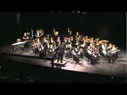 "Zaparozhski ""Cossack"" March - HHS Wind Ensemble"