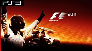 Playthrough [PS3] F1 2011 - Part 1 of 2