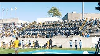 Wake Up in the Sky - Kodak Black   Southern University Marching Band 2018 [4K ULTRA HD]