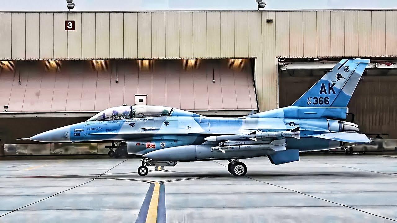 Air Combat EX Red Flag 20-3 Begins • Aggressor vs F-35