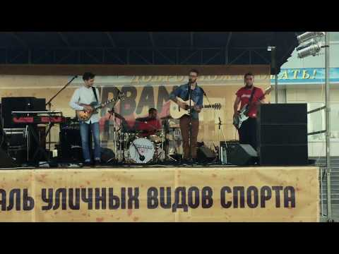 Кавер группа Merсedes Dance – Электрогорск, День Молодёжи 2017