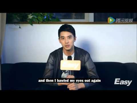[ENG SUB] 20160201 Easy Idol Quick Q&A Interview - YuZhou