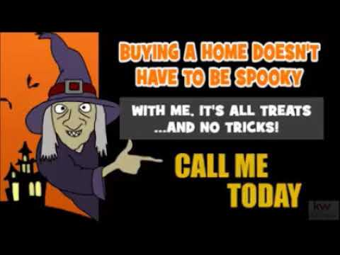 Happy Halloween From Valentyna Lew - Your Real Estate Angel 732-857-7387