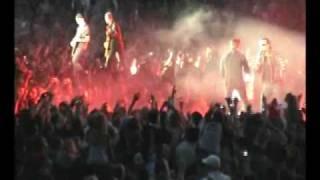 U2 Love and Peace or else Berlin Olympiastadion 07.07.2005 Vertigo Bono Irland