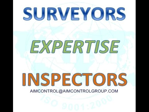 HEAVY LIFTING services of The Agriculture Industry Marine Survey Inspection Group (P4)