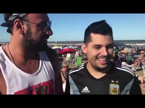 •PAJIN EN LA PLAYA• Rodriguez Galati #MisaCochina