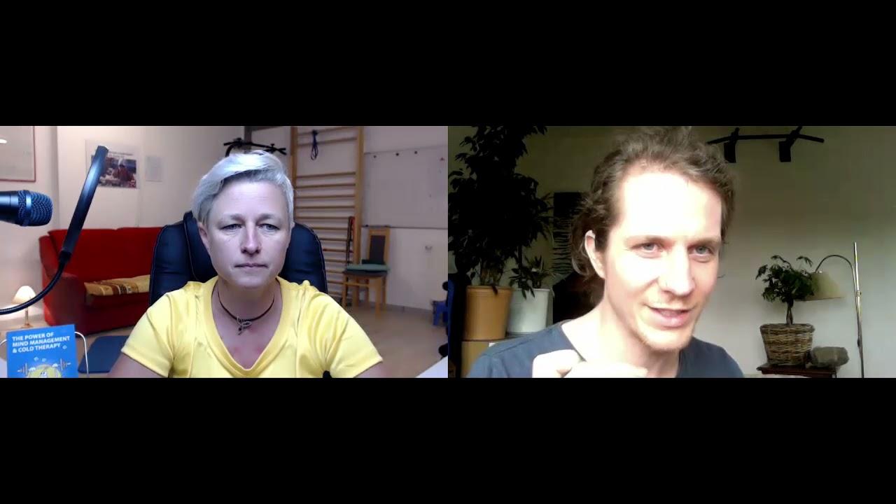 Podcast mit Wim Hof Instructor Sonja Flandorfer