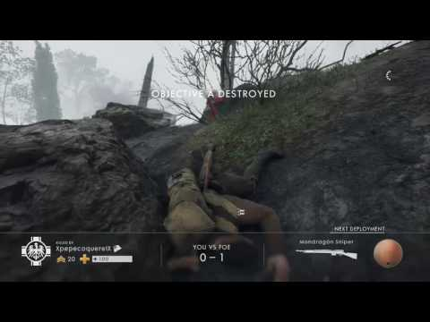 Battlefield 1 with Tynes! Epic Argonne Forest!