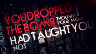 Minus The Modest - The Lesson (Official lyric video)
