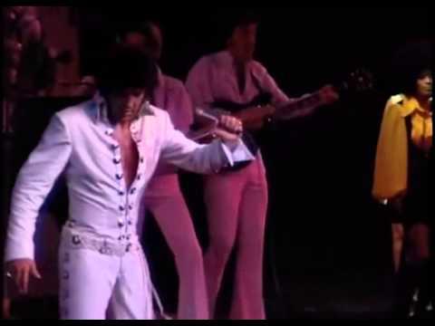 Download Elvis Presley Suspicious Minds Live in Las Vegas Official Video