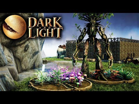 Dark and Light - Farming Guide & Treant Promote Growth Acceleration (Dark and Light Gameplay Part 20