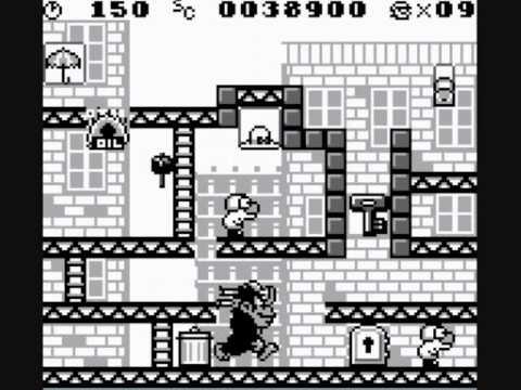 Image result for donkey kong 94 gameboy