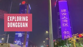 Dongguan China - New City Centre