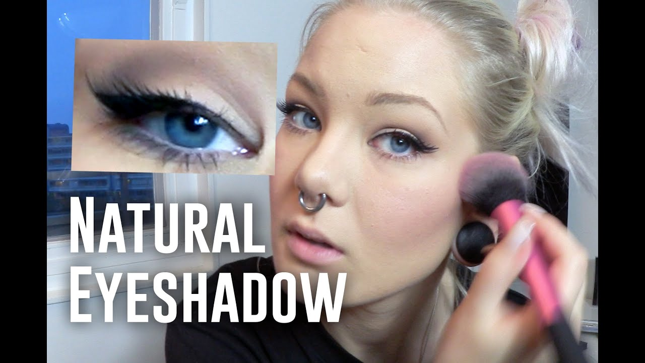 6dcaafc3874 Natural Makeup Tutorial | Katrin Berndt - YouTube
