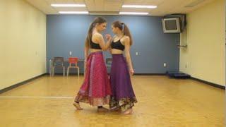 Chorégraphie Bollywood || Saree ke fall sa