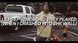 ☆lil peep ft. lil tracy☆ // the song they played (sub español)