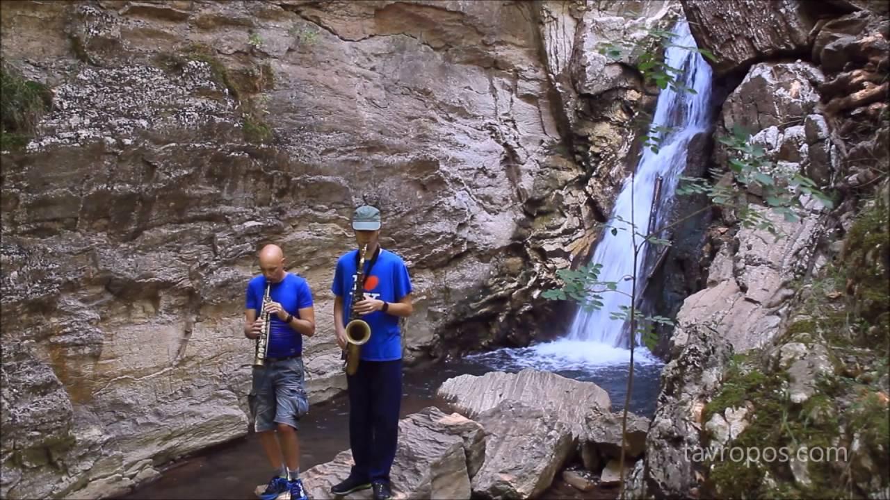 Φαράγγι Ανθοχωρίου, Σαξόφωνο/ Anthochori Gorge, Saxophone- tavropos.com