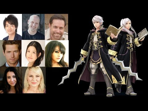 Video Game Voice Comparison Robin Fire Emblem Youtube There's something between us all. video game voice comparison robin