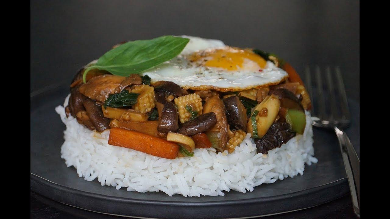 Recette du bol renvers cuisine mauricienne herv for Creole mauricien