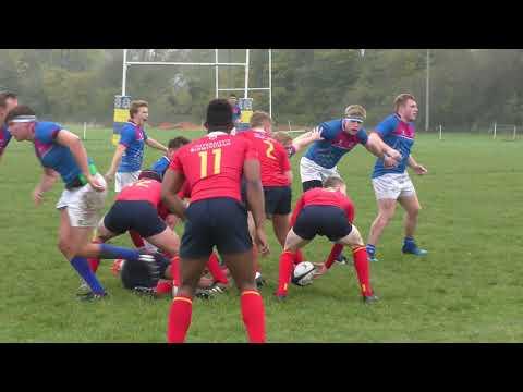 Coventry University v Birmingham University II Rugby 18.10.2017