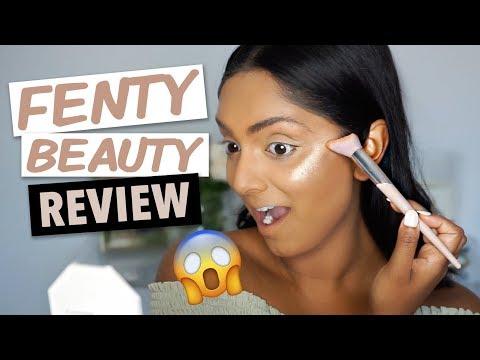 Rihanna is NOT Messing Around! FENTY Beauty Review | Deepica Mutyala