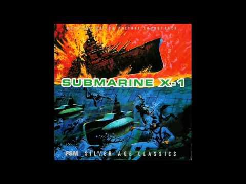 Submarine X-1 | Soundtrack Suite (Ron Goodwin)