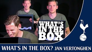 What's In The Box? FT Jan Vertonghen !