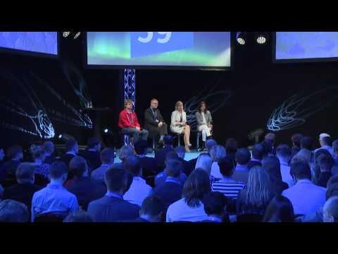 Startup ecosystems in Silicon Valley, Israel, Russia and Estonia @LATITUDE59, Estonia