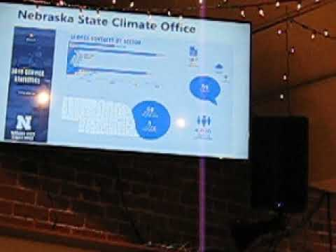 Nebraska Climate is Changing Part 1 of 2