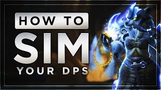 how to Use Simulationcraft, Raidbot, and Pawn to Obtain Stat Weights