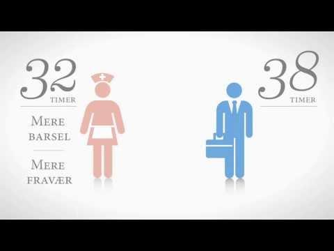 Det kønsopdelte arbejdsmarked