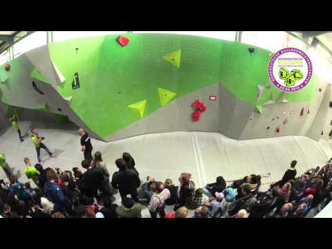 NBM2016 Nord Deutsche Boulder Meisterschaften