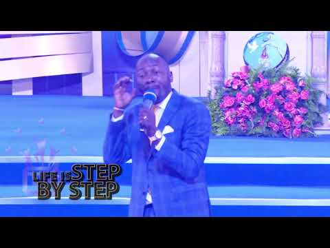 Apostle Johnson Suleman _ Life is step by step