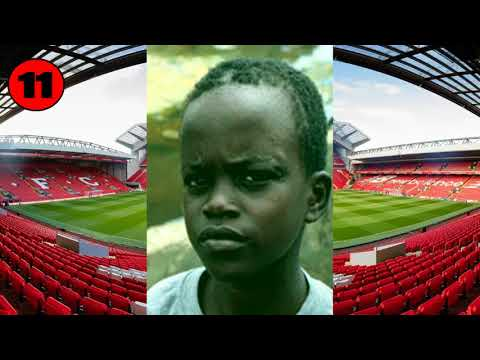 Liverpool Players Before They Were Famous