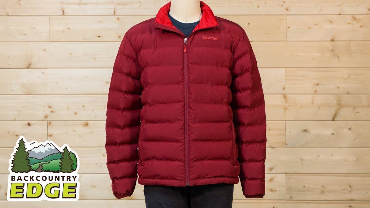 Marmot Alassian Featherless Jacket - YouTube 233966ac7c4a