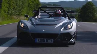 Lotus 3 Eleven – Two weeks in Germany