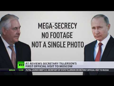 'It's us or them' Review of Secretary Tillerson's first official visit to Moscow