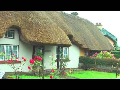 """Visit Ireland-the""""Emerald Isle"""":vibrant cities,green countryside and nature paradise."""