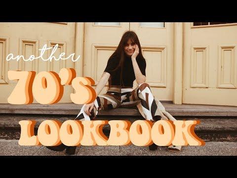 Another 70's Lookbook    FREYAHALEY